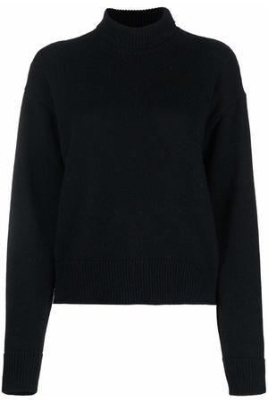 Laneus Women Turtlenecks - Fine-knit roll-neck jumper