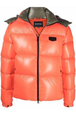 Duvetica Zipped padded jacket