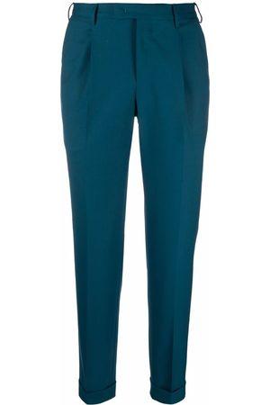Pt01 Men Formal Pants - Slim-fit tailored trousers