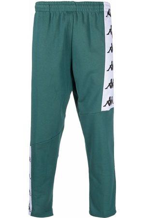 Kappa Men Sweatpants - Side-logo print track pants