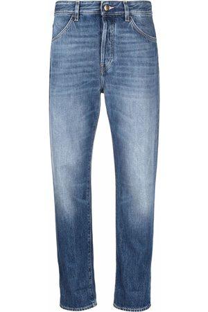 WASHINGTON DEE CEE Women Boyfriend Jeans - Light-wash boyfriend jeans
