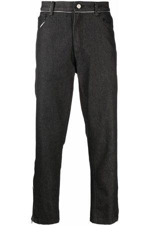 Youths in Balaclava Men Straight - Zip-detail straight-leg jeans