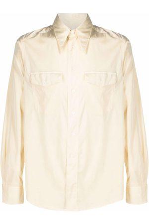 Sunflower Men Long sleeves - Pointed-collar long-sleeved shirt