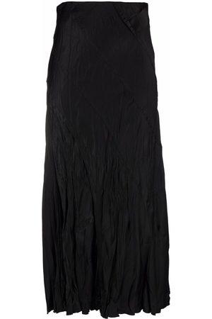 Diesel O-Gaia high-waisted maxi skirt