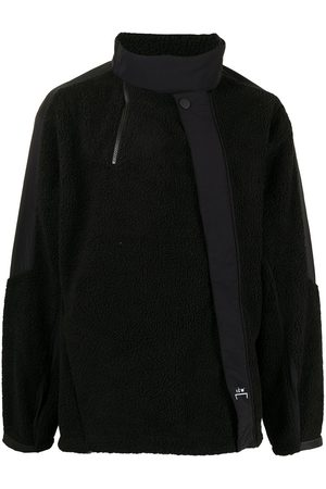 A-cold-wall* Panelled fleece jacket