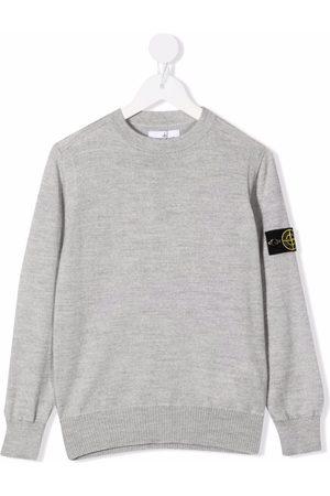 Stone Island Junior Long-sleeve sweatshirt
