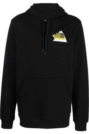 The North Face Logo drawstring hoodie