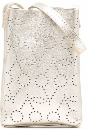 Bonpoint Girls Bags - Perforated-cherry crossbody bag