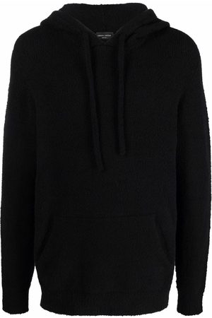 Roberto Collina Drawstring pullover hoodie