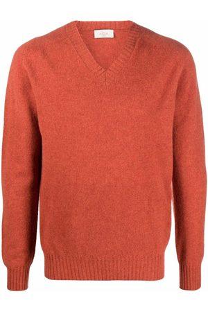 Altea Fine-knit V-neck jumper