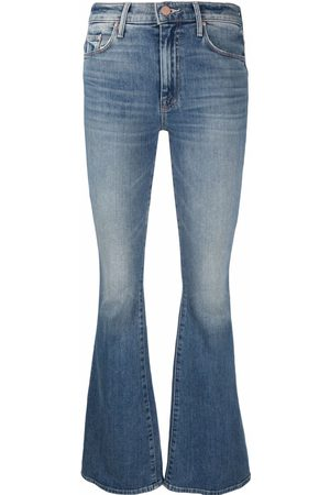 MOTHER Faded flared jeans