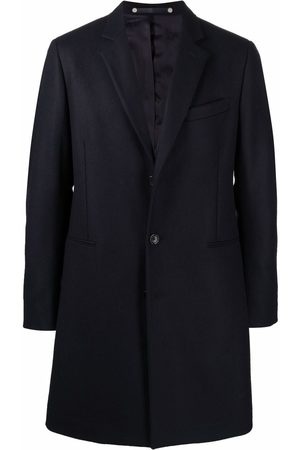PS Paul Smith Notched-lapels single-breasted coat
