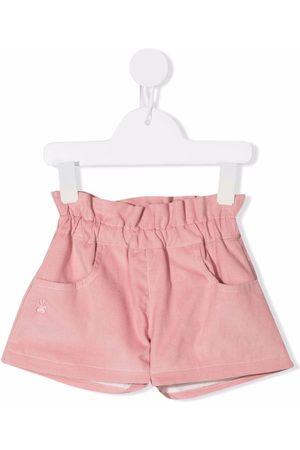 Le Bebé Enfant Baby paperbag waist shorts