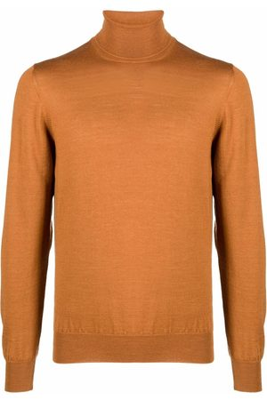Tagliatore Fine knit roll neck jumper