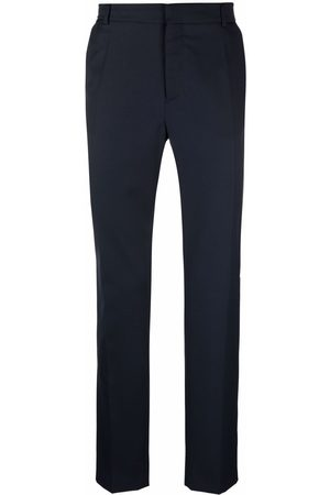 Balmain Slim-cut tailored trousers
