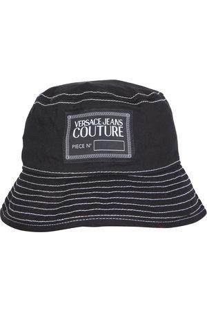 VERSACE Cappello bucket in cotone