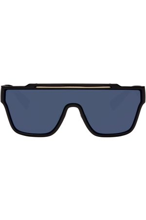 Dolce & Gabbana Men Sunglasses - Black Viale Piave 20 Sunglasses