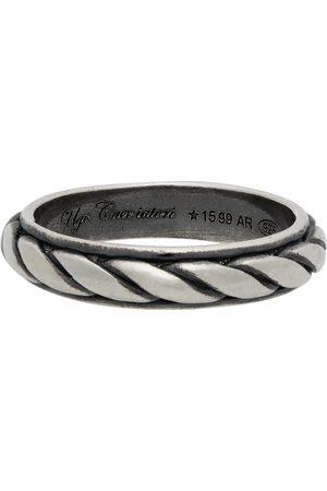 UGO CACCIATORI Torchon Ring