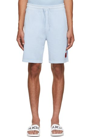 HUGO BOSS Blue Diz-D Shorts