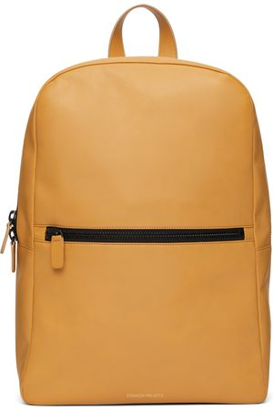 Common Projects Tan Leather Simple Backpack