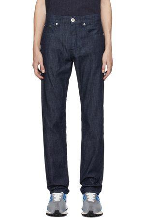 Lanvin Indigo Slim-Fit Jeans
