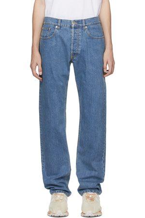 Lanvin Blue Slim Jeans
