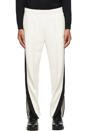 Dunhill Off-White Circle D Track Pants
