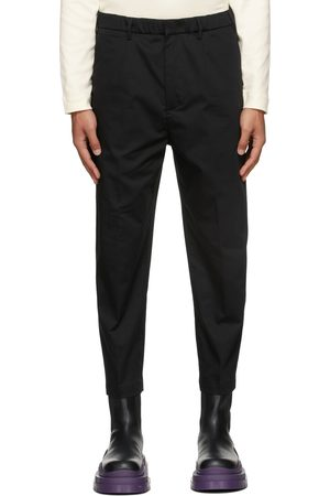Dunhill Black Sports Trousers