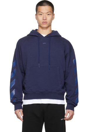 OFF-WHITE Rubber Arrow Over Hoodie