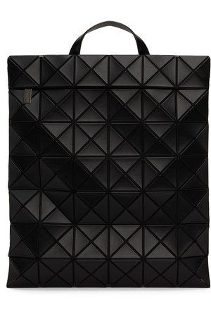 BAO BAO ISSEY MIYAKE Black Flat Pack Backpack