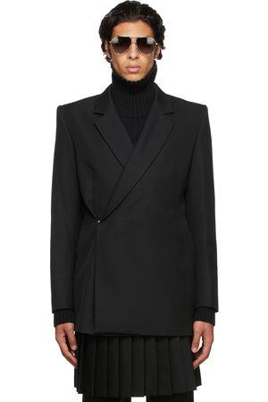 EGONlab Wool Double-Breasted Blazer