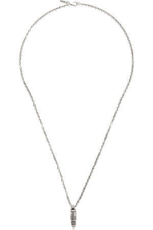 EMANUELE BICOCCHI Bullet Pendant Necklace