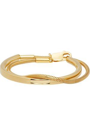 RÄTHEL & WOLF Gold Micheal Bracelet
