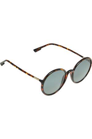 Dior Brown Havana/ Grey SoStellaire2 Round Sunglasses