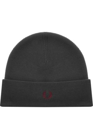 Fred Perry Men Beanies - Beanie Hat Grey