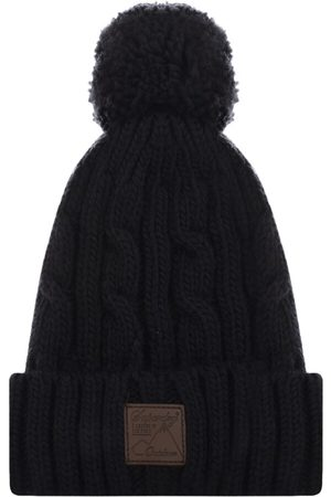 Superdry Trawler Cable Beanie Hat Navy
