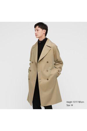 UNIQLO Men Trench Coats - Men's Trench Coat, , XXS