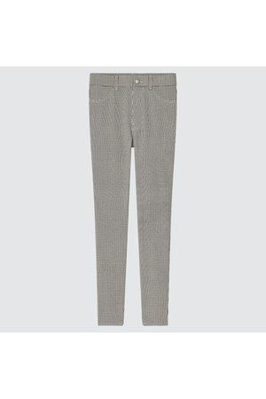 UNIQLO Women's Ultra Stretch High-Rise Printed Leggings Pants, , XXS