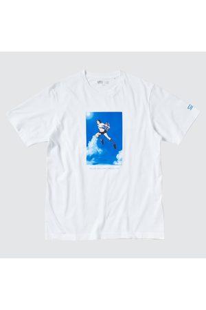 UNIQLO Mamoru Hosoda Ut (Short-Sleeve Graphic T-Shirt), , XXS
