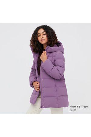 UNIQLO Women Parkas - Women's Seamless Down Short Coat, , XXS