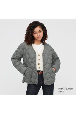 UNIQLO Women's Ultra Light Down Puffer Relaxed Jacket, , XXS