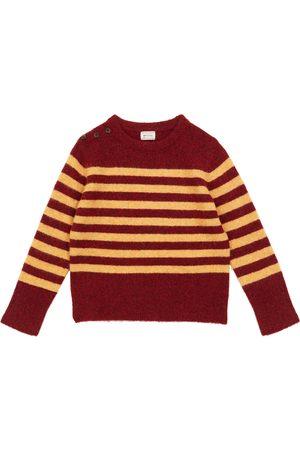 MORLEY Ojay striped knit sweater
