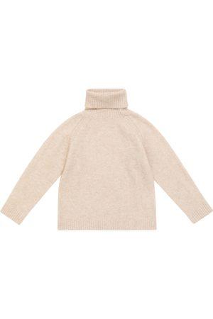 MORLEY Mason knit turtleneck sweater