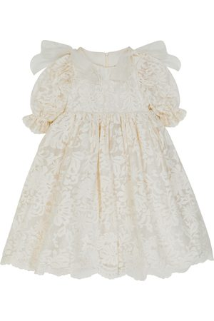 PAADE Cotton and silk lace dress
