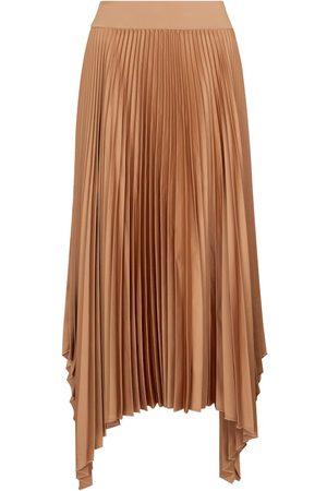 Joseph Ade pleated midi skirt