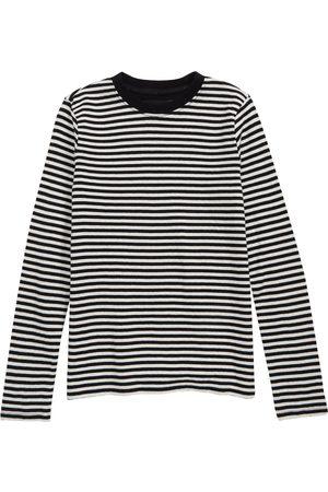 Treasure & Bond Boy's Kids' Long Sleeve Stripe Shirt