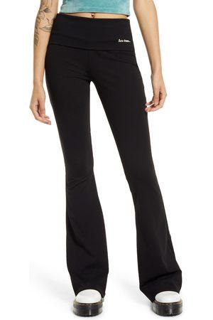 iets frans Women's Stretch Yoga Flare Pants