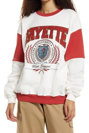 BDG Urban Outfitters Women's Fayette College Sweatshirt