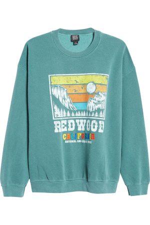 BDG Urban Outfitters Women's Women's Redwood Cali Crewneck Sweatshirt