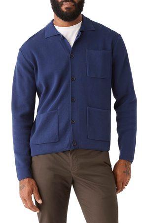 FRANK AND OAK Men's Mercerized Cotton Chore Jacket
